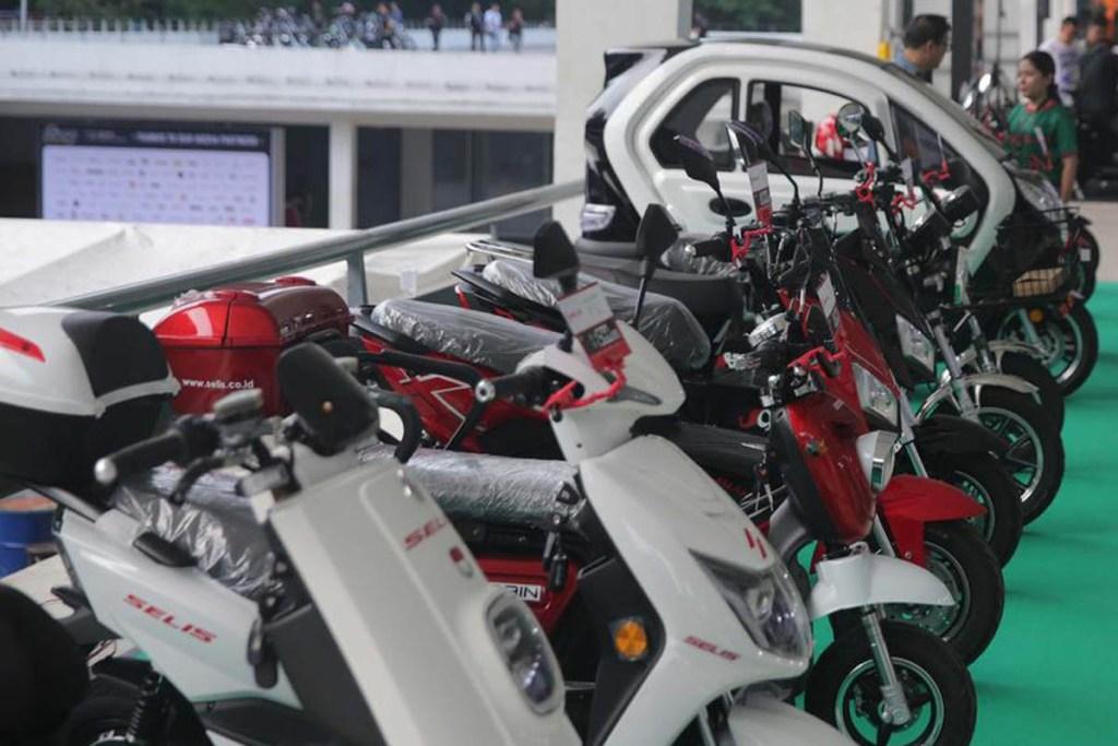 IIMS Motobike Show 2020 Libatkan Komunitas Sepeda