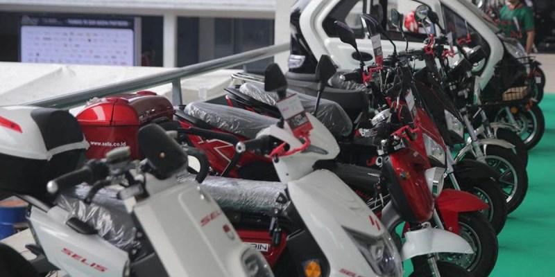 'Black Market Week', Manjakan Penikmat Kopi di IIMS Motobike Show