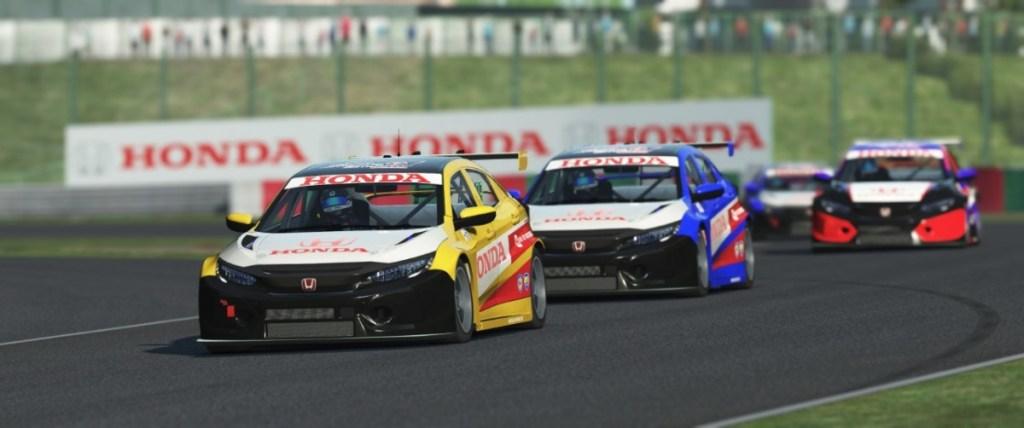 Seri Perdana Honda Racing Simulator Championship Akhir Pekan Ini