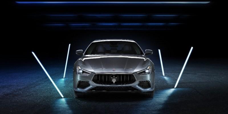 Maserati Ghibli Hybrid, Siap Bawa Maserati Menuju Era Baru