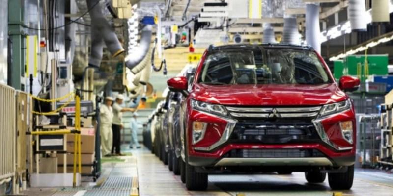 Saham Mitsubishi Anjlok Karena Suramnya Penjualan Di Pasar Asia Tenggara
