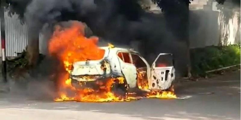 Hindari Mobil Terbakar, Ini Kiat Dari Suzuki