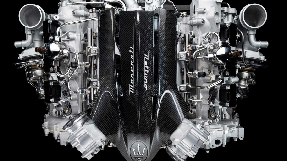 Maserati Nettuno : So Long Ferrari