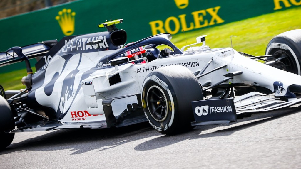Max Verstappen Raih Podium Ketiga di F1 Grand Prix Belgia