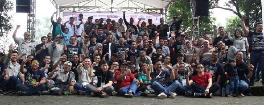 Keseruan HUT ke-3 Braver Community Chapter Jakarta