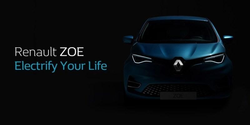 Kolaborasi Renault Samsung Siap Luncurkan Mobil Listrik Pertamanya