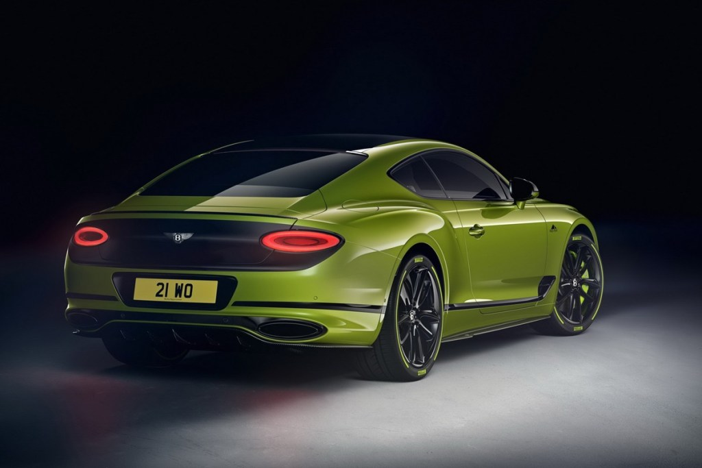 Bentley Pike Peak Continental GT, Hanya 15 Unit di Dunia