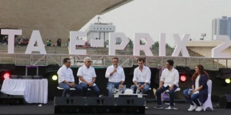 Jika Tidak Ada Halangan, Formula E Jakarta Digelar Tahun 2022