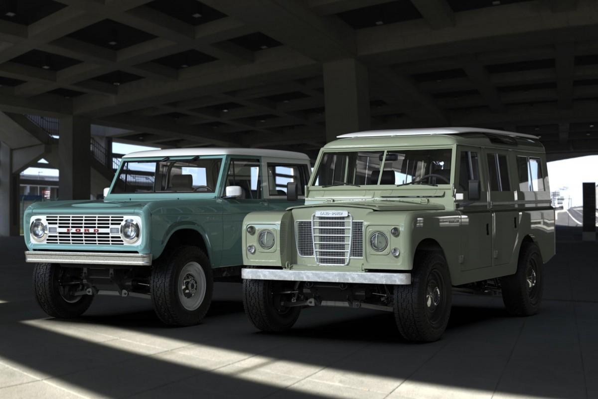 Land Rover Seri III, Bernyawa Listrik Seharga Supercar