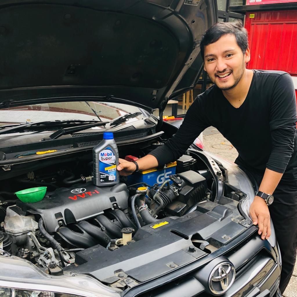Rutin Ganti Pelumas Mobil™, Menangkan Ratusan Hadiah Langsung
