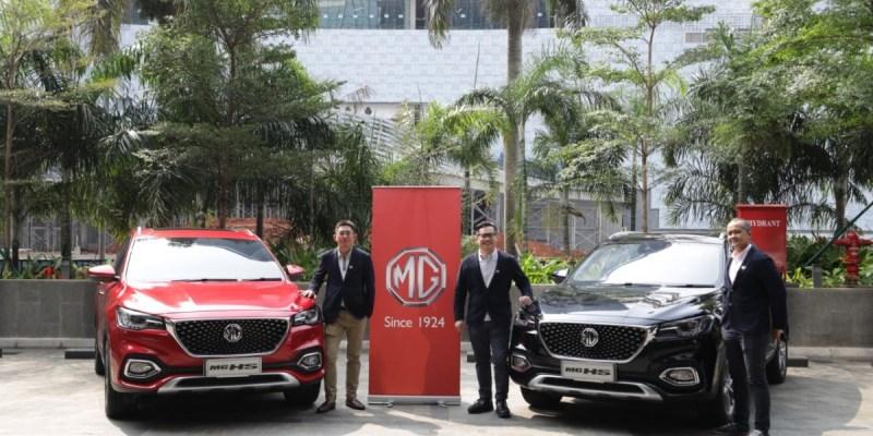 MG HS Dijual Mulai Rp 360 Jutaan, Ini Fitur-fiturnya