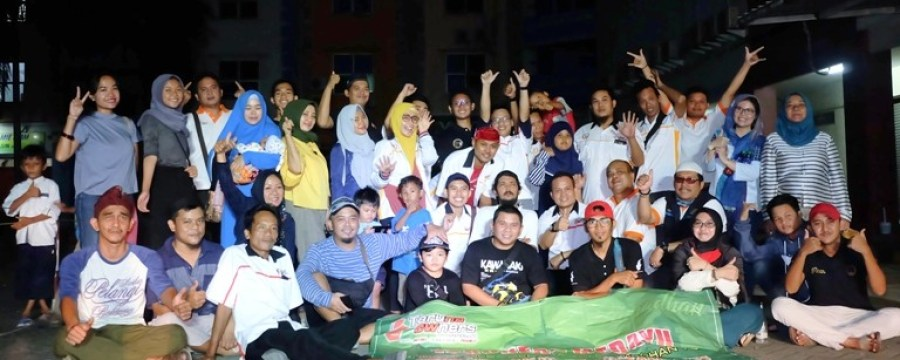 Baksos Ramadhan, Taruna Owners Siapkan 1000 Takjil