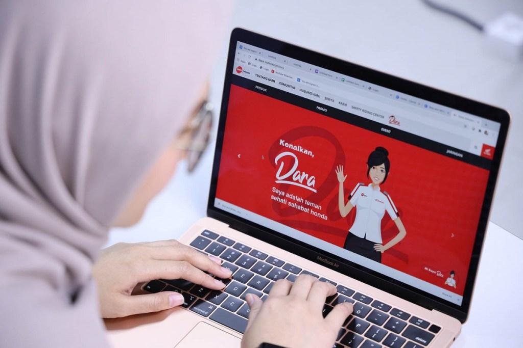 DAM Hadirkan Virtual Sales Assistant DARA untuk Layani Konsumen
