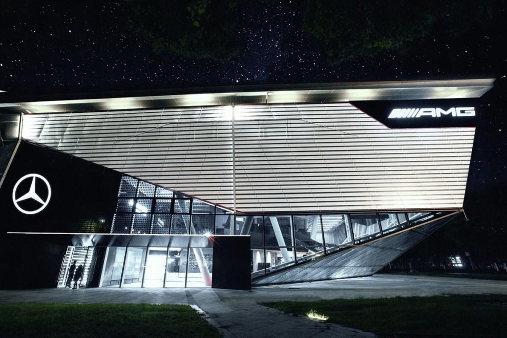 Mercedes-AMG Hadirkan Experience Centre Pertamanya di Dunia