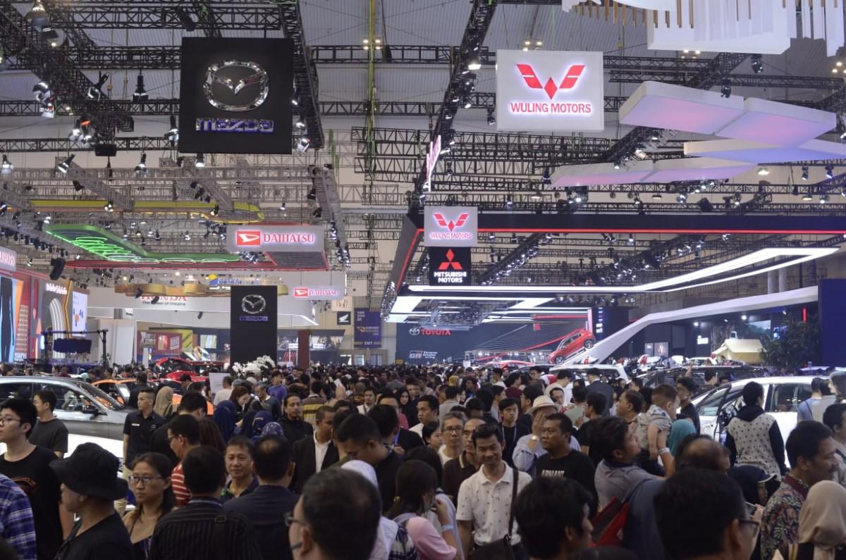 Model Baru Rangsang Pasar Mobil Domestik