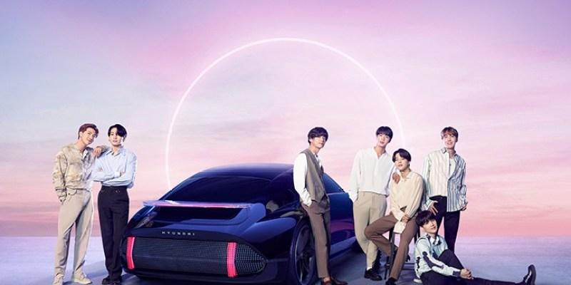 Kolaborasi Hyundai dan BTS, Dedikasi untuk Kendaraaan Listrik