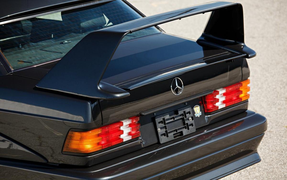 Mercedes-Benz 190E 2.5-16 Evolution II 1990, Jangan Menyesal Jika Tidak Kebagian