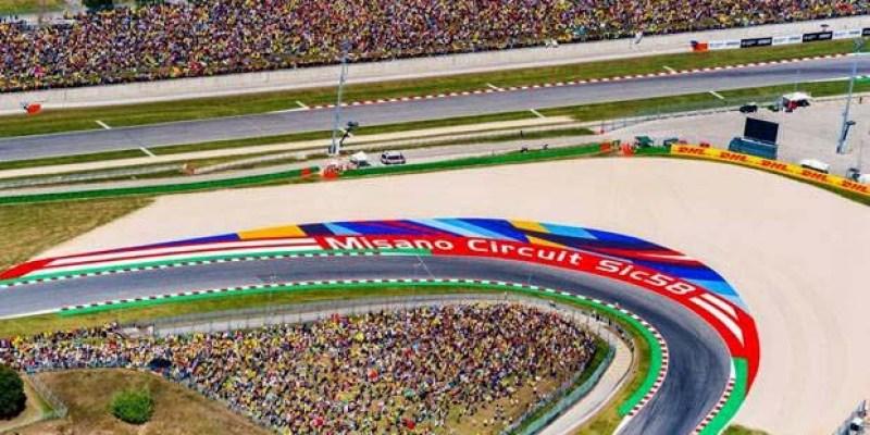 Seri MotoGP di Sirkuit Misano Akan Digelar Dengan Penonton
