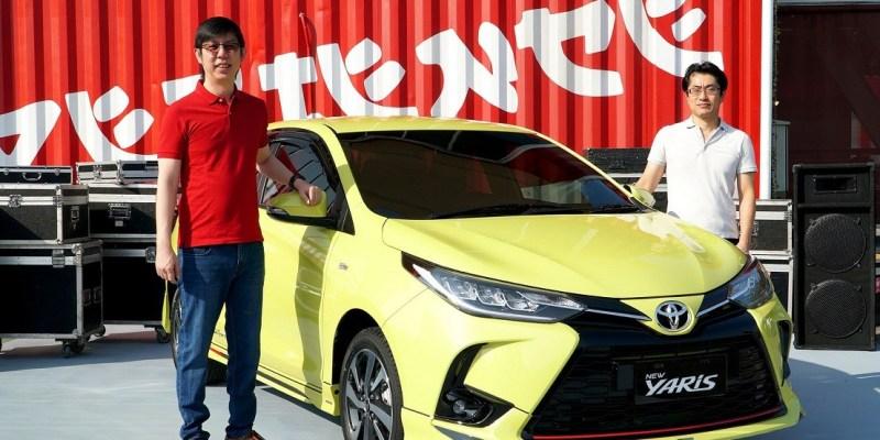 Toyota New Yaris, Hothatch Stylish Untuk Kawula Muda