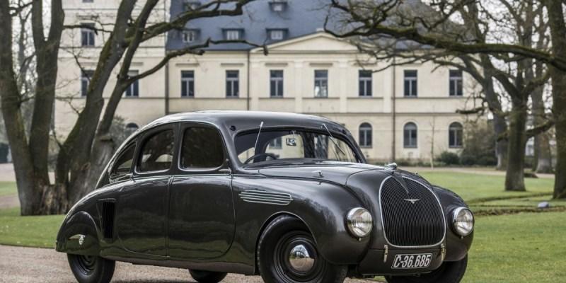 Skoda 935 Dynamic 1935 : Sarat Inovasi Pada Masanya