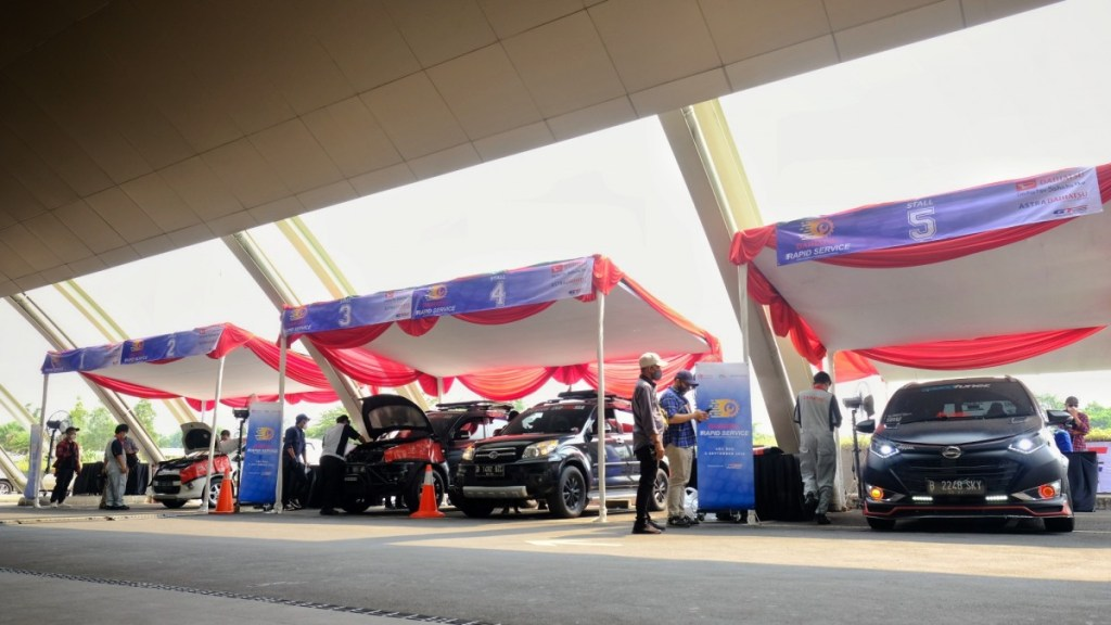 Daihatsu Rapid Service, Tarik Antusiasme Pelanggan
