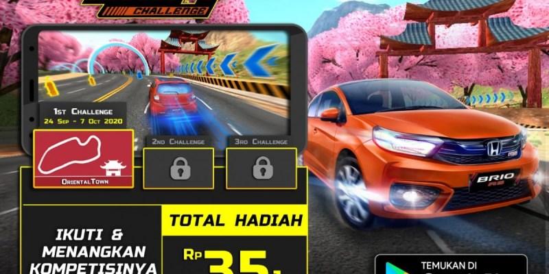 Kompetisi Brio Virtual Drift Challenge Mulai Menarik Perhatian