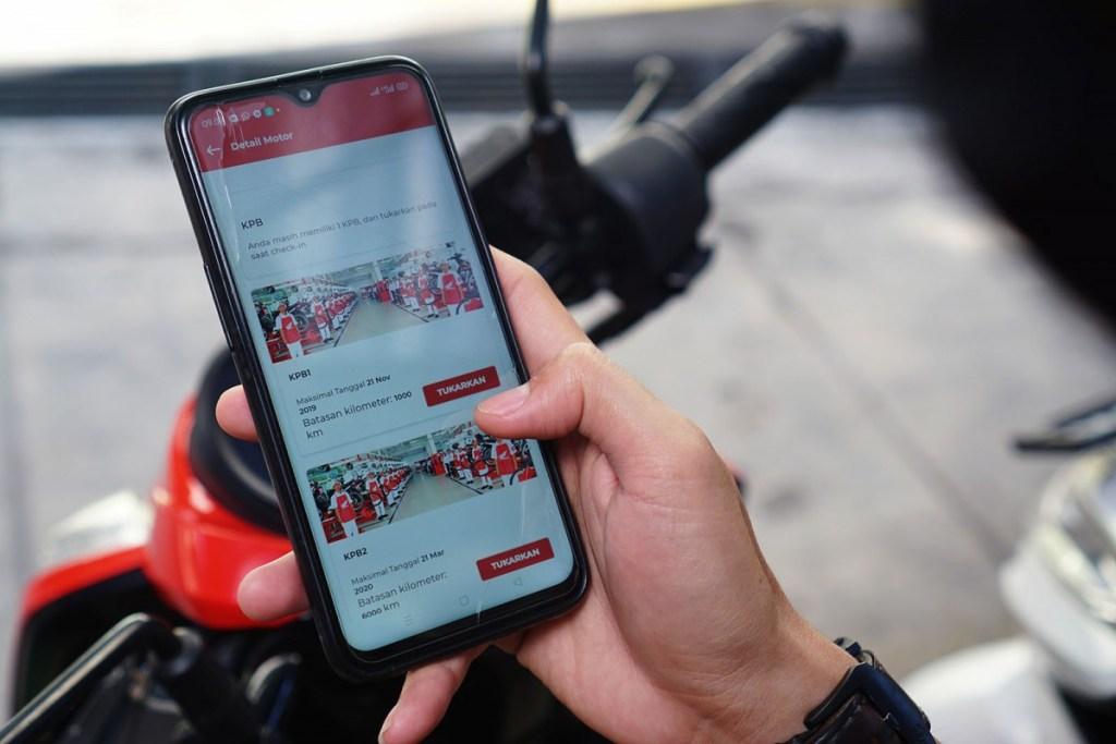 Klaim Servis Motor Honda Gratis Sekarang Bisa Pakai Handphone Saja
