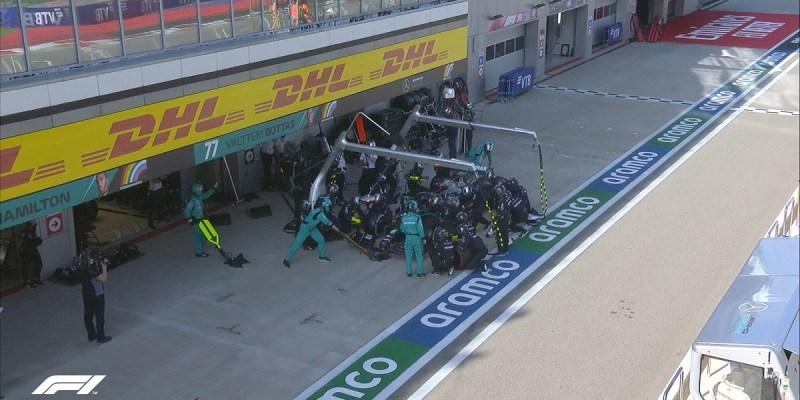 Hamilton Penalti, Valtteri Bottas Juara F1 Rusia