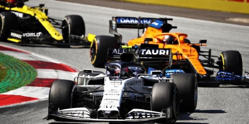 Start dari P10, Pierre Gasly Juara F1 GP Italia 2020