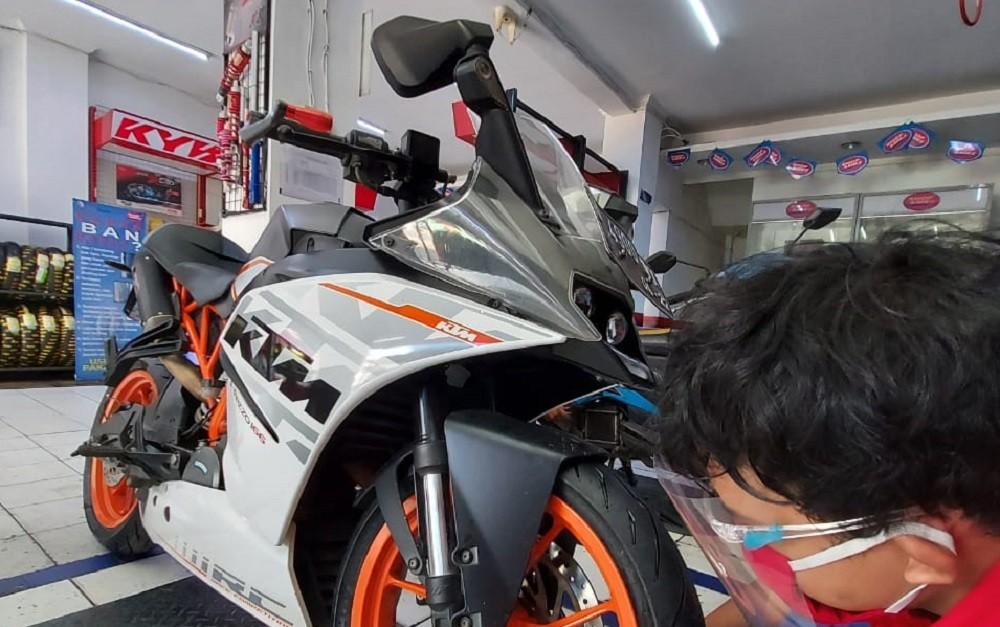 Program Spesial Shop&Bike di Hapelnas