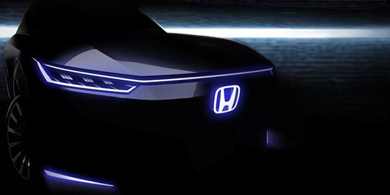 Mobil Listrik Pertama Honda Siap Tampil di Auto China 2020