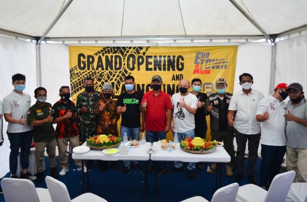 Edutown Orange Racing School : Sekolah Drifting dan Gymkhana