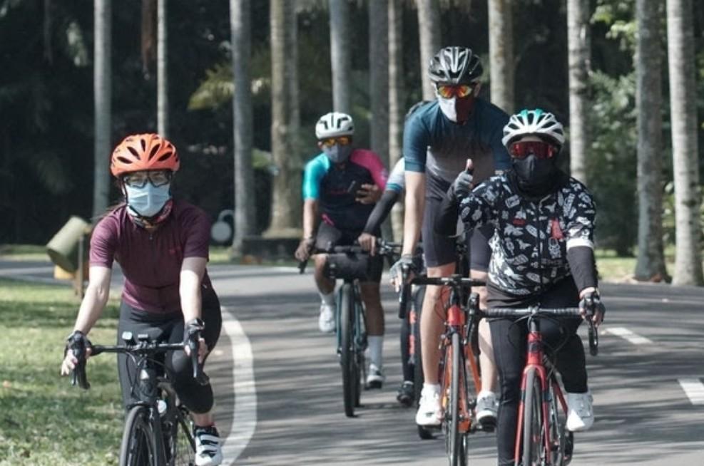 Kebun Raya Challenge 75K, Event Sepeda Semi Virtual Dari Dyandra Promosindo