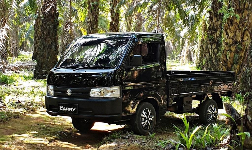 Suzuki Pimpin Peningkatan Pasar Bulan Januari-Agustus