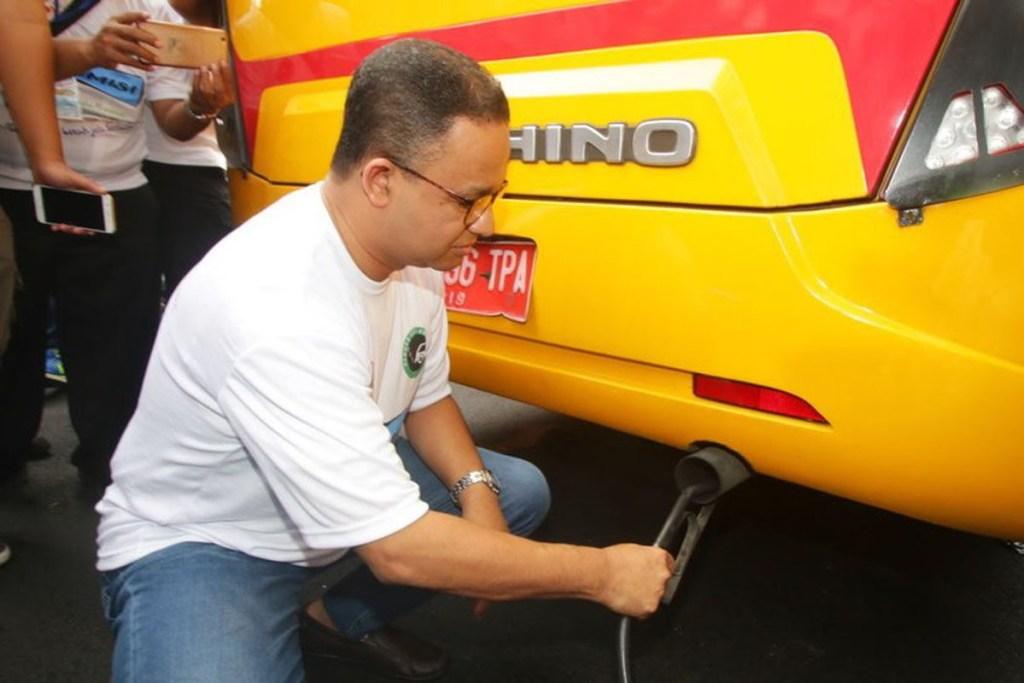 Mobil dan Motor di Jakarta Tidak Uji Emisi, Ini Sanksinya