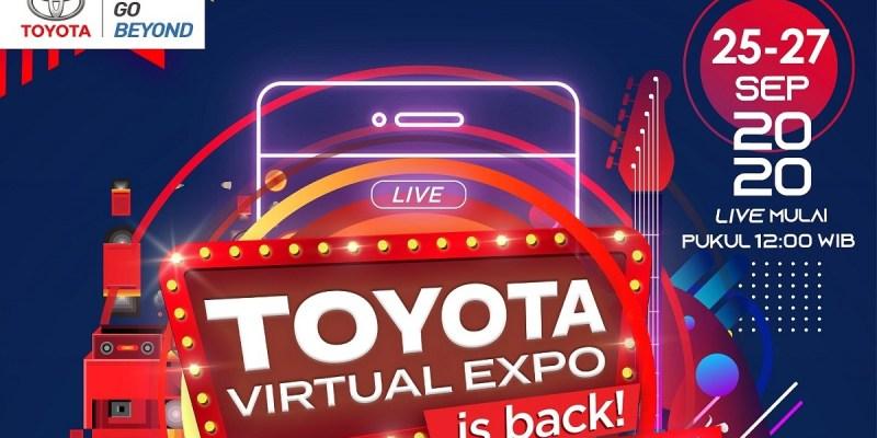 TAM Hadirkan 'Toyota Virtual Expo' Berskala Nasional