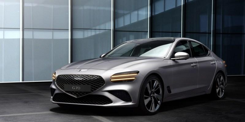 Hyundai Siapkan Genesis G70 Terbaru, Makin Mewah