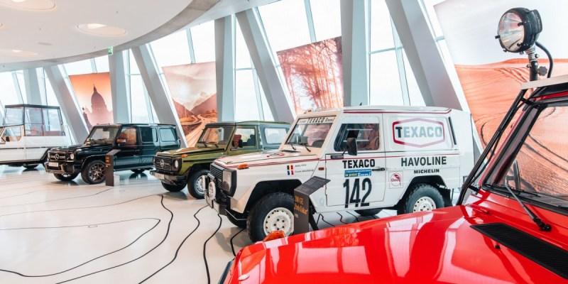 """G-Schichten (G-Stories) – 40 Years Of The G-Class"", Apreasiasi Untuk Mercedes-Benz G-Class"
