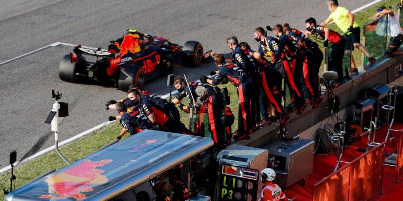 Persiapan Tim Honda untuk Performa Di Balap F1 Rusia Grand Prix