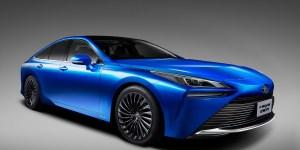 Toyota Mirai Terbaru Debut Perdana Desember 2020