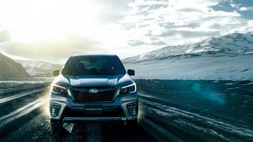 Subaru Luncurkan SUV Forester Sport, Harga Rp 400 Jutaan