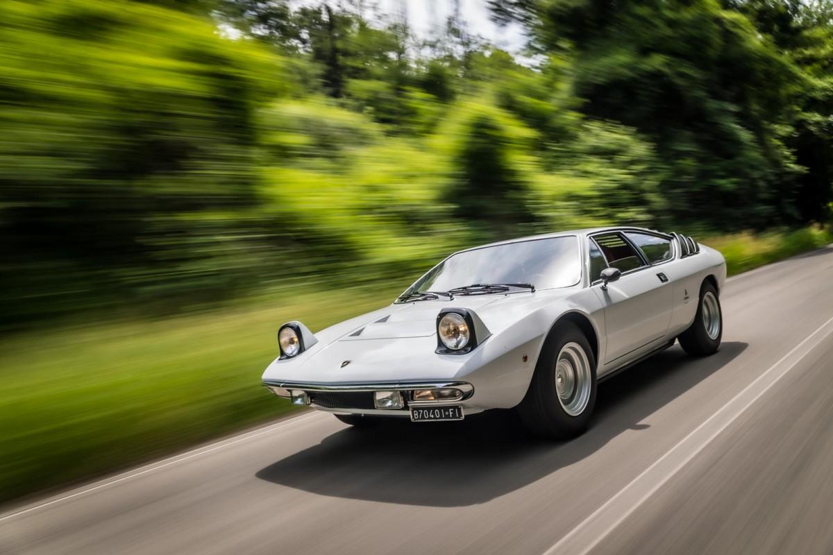 50 Tahun Lamborghini Urraco, Sang Banteng Kecil