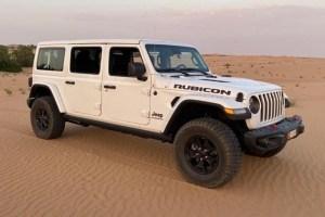 Dari Jeep Gladiator Menjadi Jeep Wrangler Tiga Baris Kursi