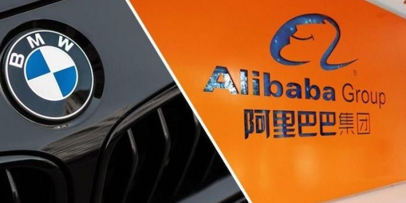 BMW Jalin Kerjasama Dengan Alibaba Group