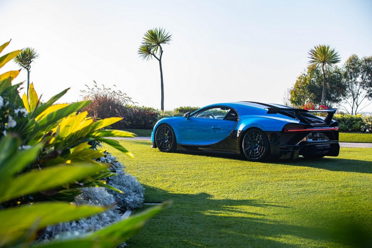 Bugatti Di Ujung Penantian