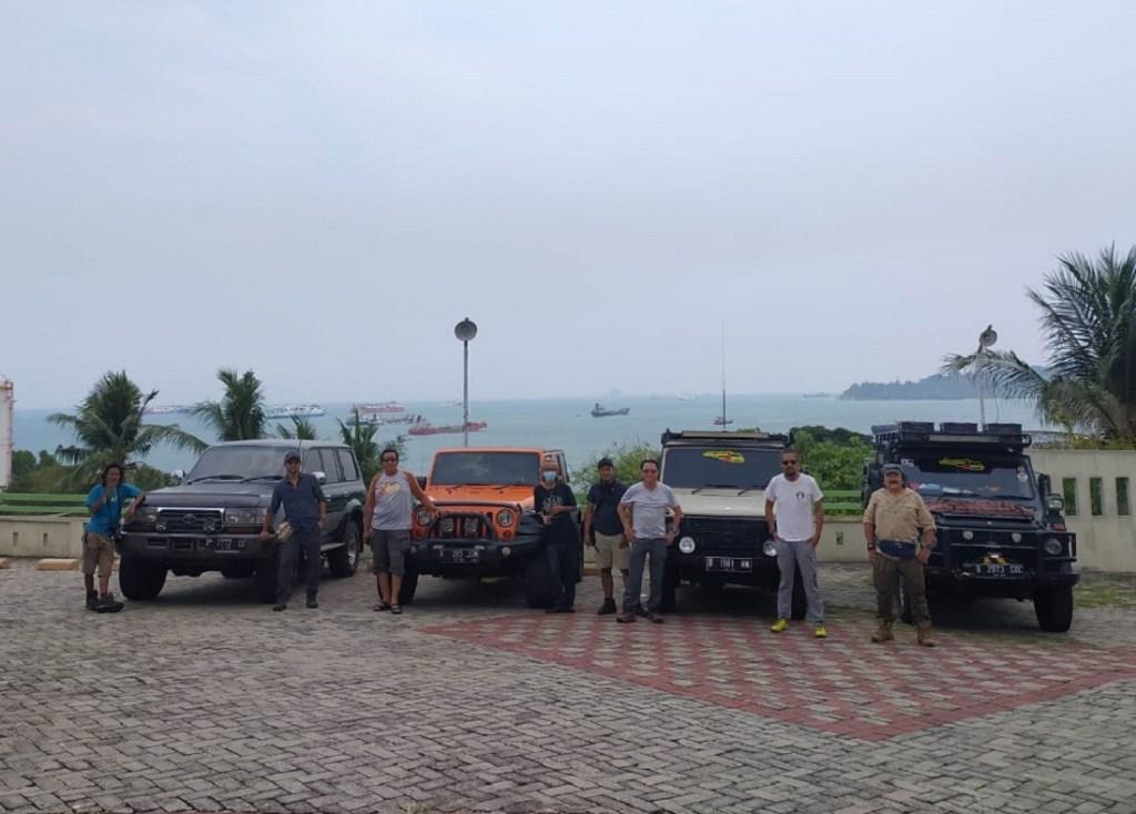 Indonesia X-Country Explorer, Resmi Berbadan Hukum