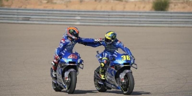 Ancaman Duo Suzuki di MotoGP Teruel 2020