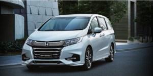 25 Tahun Honda Odyssey,  Evolusi Bentuk Menjadi Premium Van