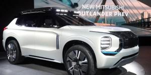Hasil Aliansi, Mitsubishi Outlander 2022 Bermesin Nissan
