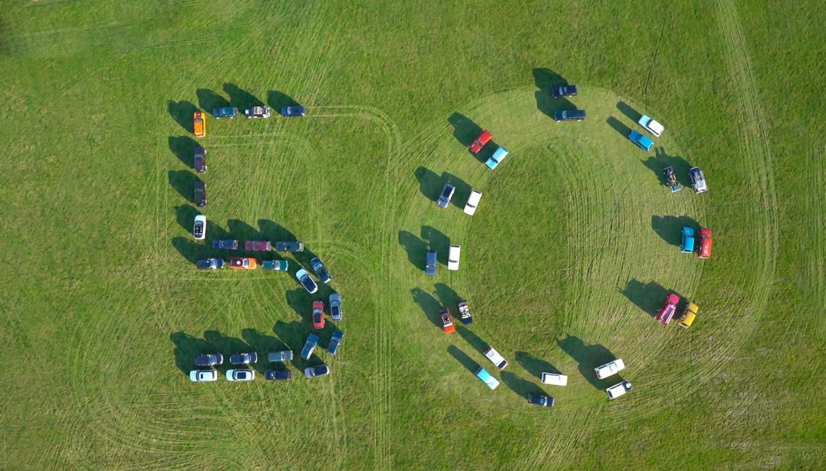 50 Range Rover Ramaikan Ulang Tahun ke-50 Range Rover di Goodwood SpeedWeek 2020